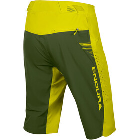Endura SingleTrack Lite Shorts Hombre, forest green